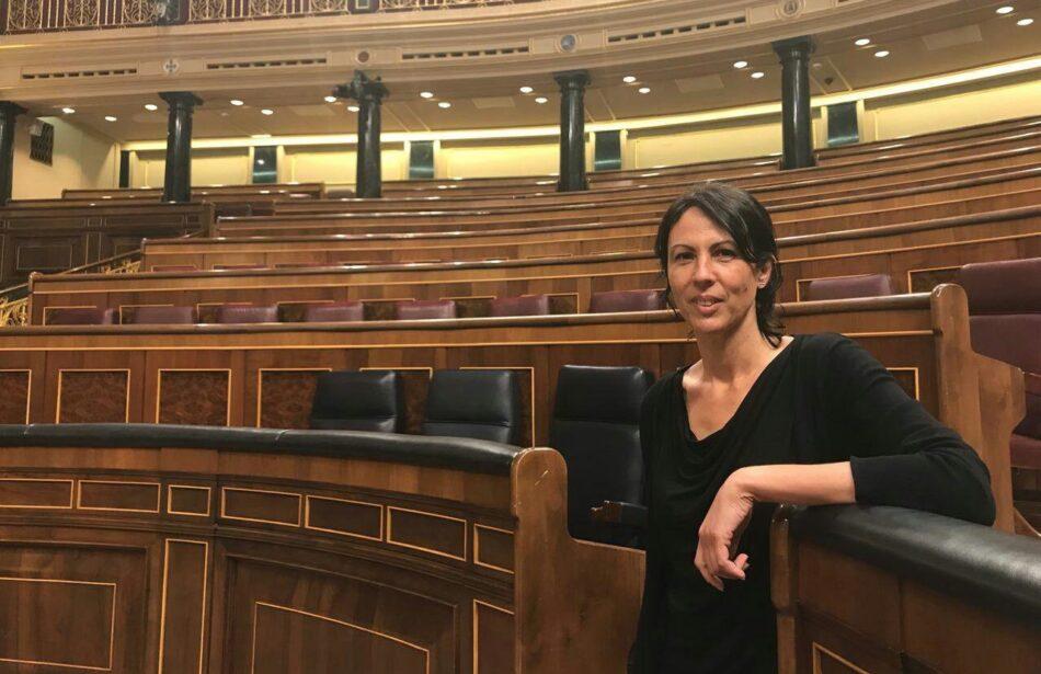 """Eva García Sempere: """"Tenemos que desmontar la falacia de intentar representar los derechos como obligaciones"""""""