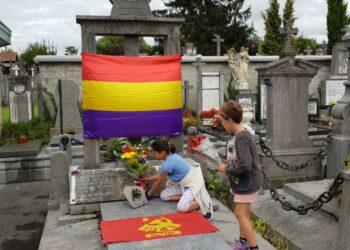 El Partido Comunista de Euskadi-EPK recuerda a los fusilados en Pikoketa en 1936