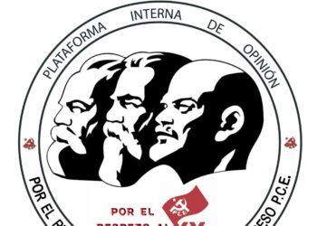 «Por el respeto y aplicación del XX Congreso» del PCE