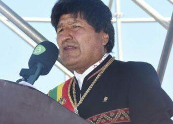 Bolivia. Día de la Independencia: Evo Morales llama a defender el país libre, digno y soberano