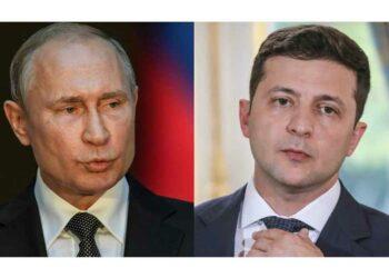Putin demanda a Ucrania evitar ataques contra civiles en Donbass