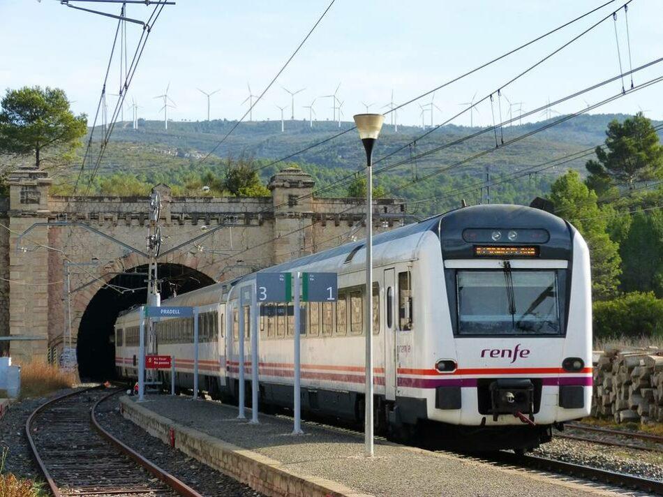 La CGT denuncia el incumplimiento de la ley por parte de RENFE durante la huelga de ferrocarriles
