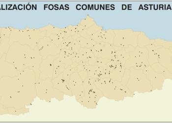 Denuncian la «inacción» del Principado de Asturias en la exhumación de las fosas comunes