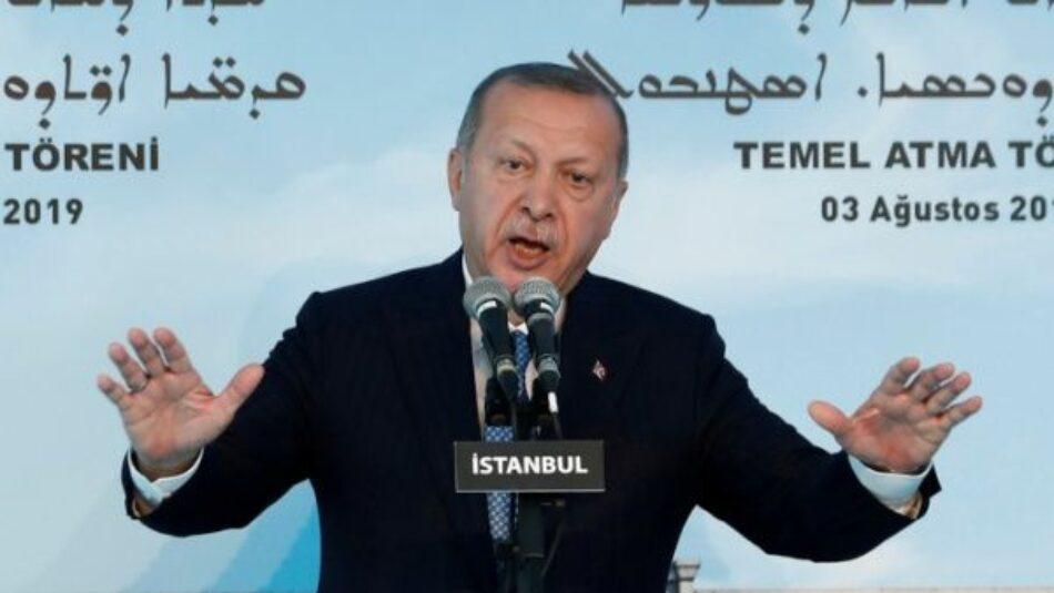 Siria: acuerdo EE.UU.-Turquía viola Carta de Naciones Unidas