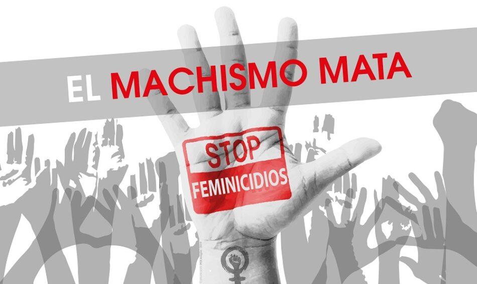«No queremos llorar más asesinatos machistas»