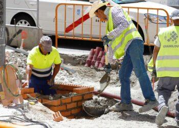 La exposición a las altas temperaturas es una de las causas de accidentes laborales que más aumenta