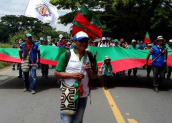 La larga lucha de los indígenas del Cauca por su supervivencia