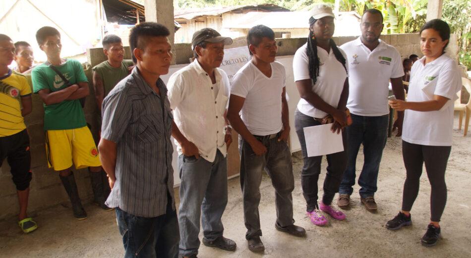 Nuevo asesinato de un líder indígena en el norte de Colombia