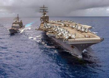 ¿Es realmente plausible un bloqueo naval contra Venezuela?