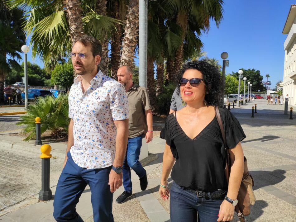 """Toni Valero: """"Esas ideas que defendió Blas Infante hoy tiene plena actualidad"""""""