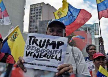 Venezolanos preparan jornada mundial contra el bloqueo de EE.UU.