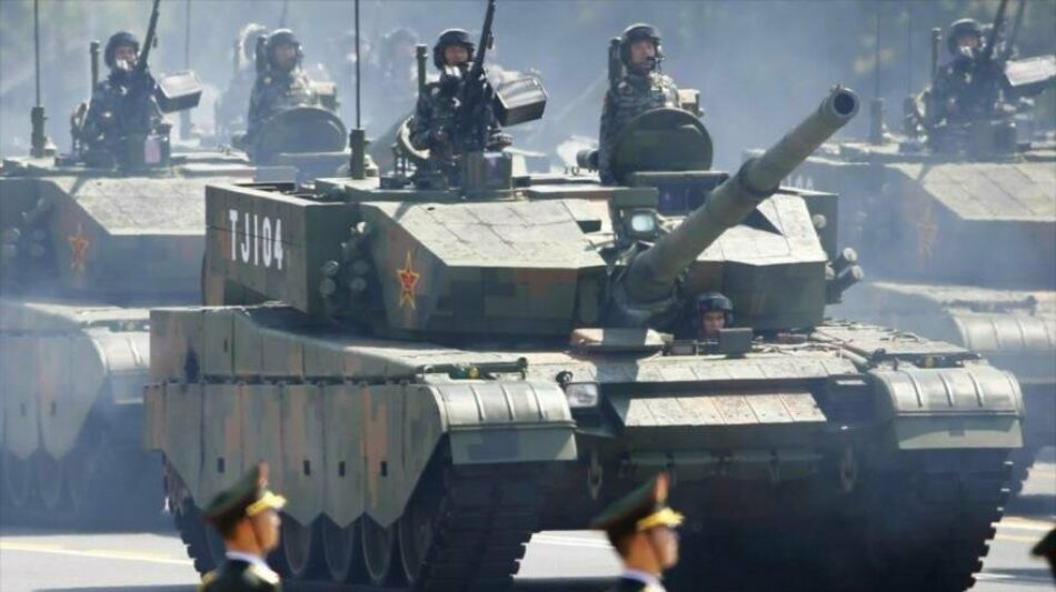 China concentra tropas en las inmediaciones de Hong Kong