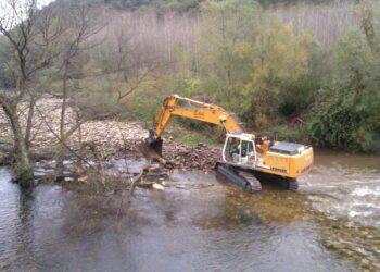Ecologistas asturianos advierten sobre los riesgos del dragado del río Eo