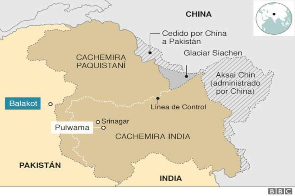 Cachemira: ¿posible versión asiática de Palestina del siglo XXI?