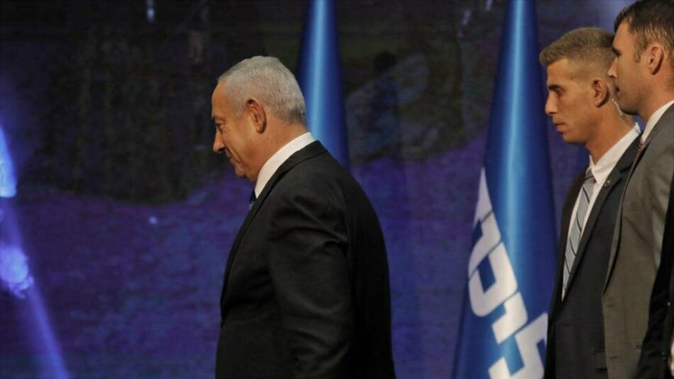 Israel: Netanyahu y Gantz, empatados a punto de terminar recuento de votos
