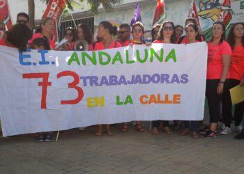 Adelante Andalucía alerta del caos que Imbroda va a generar al no subrogar a las trabajadoras de las Escuelas Infantiles
