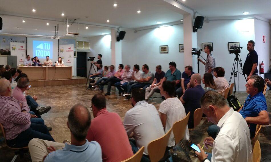 Las Alcaldías de IU en Andalucía exigen a la Junta un plan de mejora de infraestructuras escolares