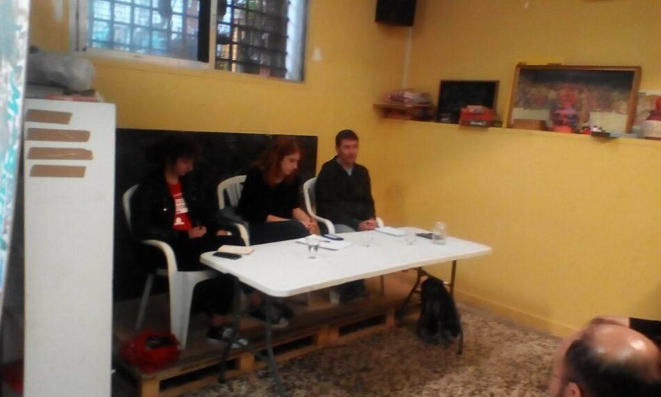 Varias decenas de personas acuden al acto de presentación de Alcorcón Decide