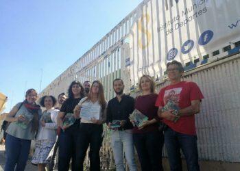 Adelante Sevilla reclama la gestión pública de la piscina Virgen de los Reyes