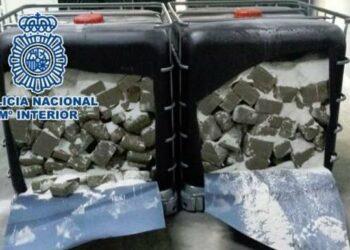 El Gobierno informa a García Sempere que en 2018 se incautaron en las cárceles 26 kilos de hachís, cerca de medio kilo entre heroína y cocaína, y 13.000 pastillas de varias sustancias