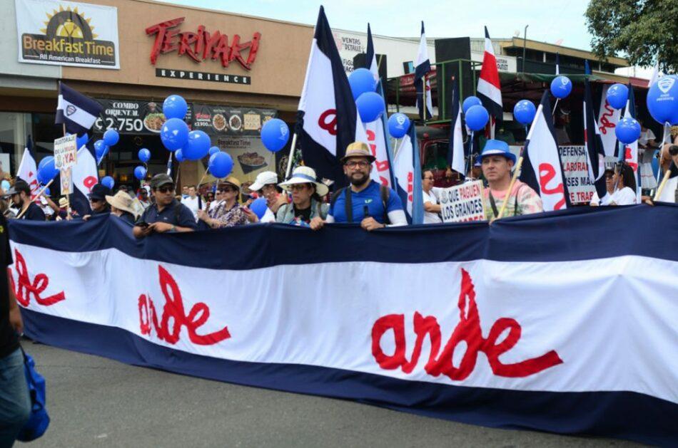 Haciendo trizas el derecho constitucional a la huelga en Costa Rica