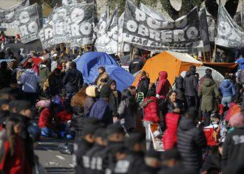 Argentina aprueba una ley de Emergencia Alimentaria tras las protestas