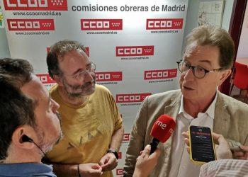 CCOO y la FRAVM exigen una estrategia medioambiental al gobierno de la Comunidad de Madrid
