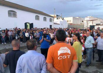 CGT denuncia el desmantelamiento del ferrocarril convencional en Andalucía