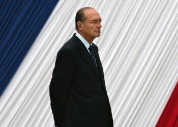 Fallece Jacques Chirac, expresidente de Francia, a los 86 años
