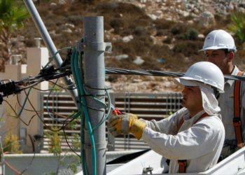 Israel deja sin electricidad a los palestinos en Cisjordania