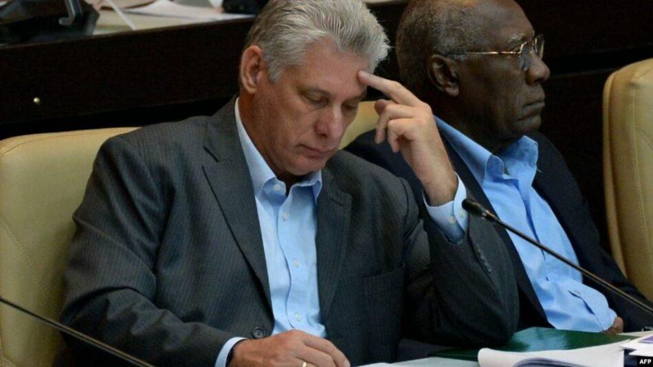 Cuba denuncia que EEUU pretende bloquear su suministro de combustible