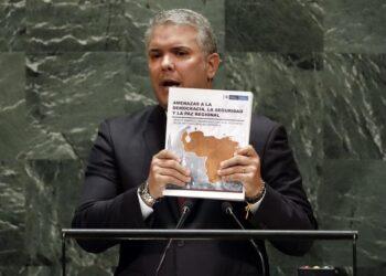 Intervención de Duque en la ONU, una verdadera desgracia