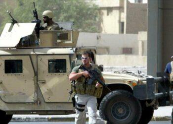 EEUU rebaja penas contra Blackwater, autora de masacre en Irak