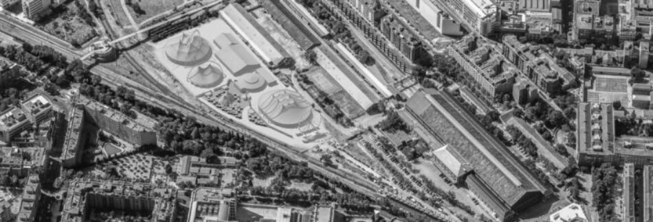 Asociaciones vecinales, ecologistas y AMPAs piden la paralización del nuevo centro de ocio Espacio Delicias
