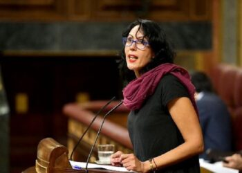 Eva García Sempere reprocha al gobierno su actitud ante la Ley de Eutanasia