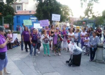 Móstoles se suma a las concentraciones contra las violencias machistas