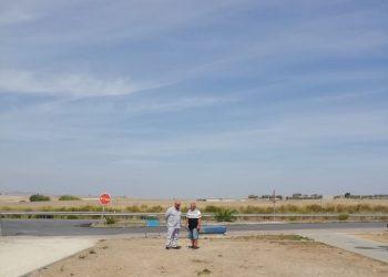 Adelante Jerez arremete contra el estado de los parques infantiles en la ciudad