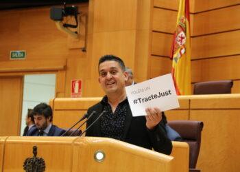 Carles Mulet (Compromís) exige al Gobierno socialista prestamos ICO al 0% para hacer frente a la asfixia de las CCAA