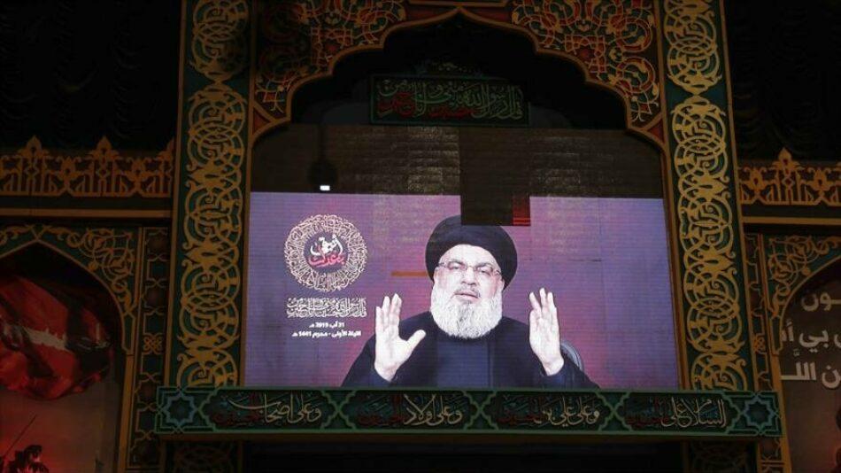Hezbolá anuncia que habrá respuesta a la agresión de Israel a El Líbano