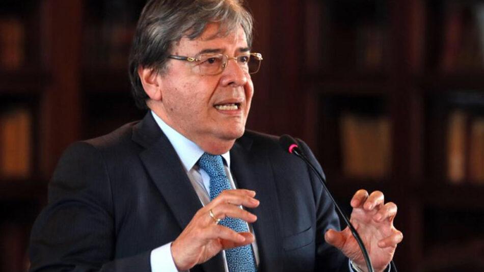 El partido FARC niega las aseveraciones del canciller colombiano ante la OEA