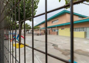 Sterm pide más recursos para los centros educativos afectados por las inundaciones