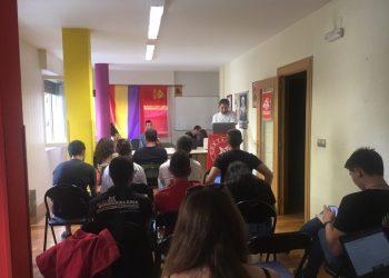 Celebrada la Conferencia de Gazte Komunistak Nafarroa en Iruñea