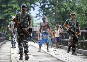 El gobierno indio deniega la nacionalidad a cerca de dos millones de personas