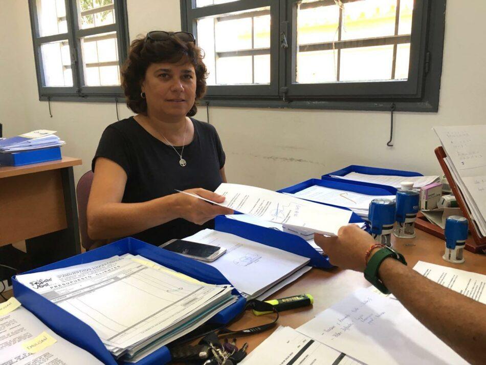 IU-Sanlúcar de Barrameda (Cádiz) vota en contra de las cuentas de las empresas municipales