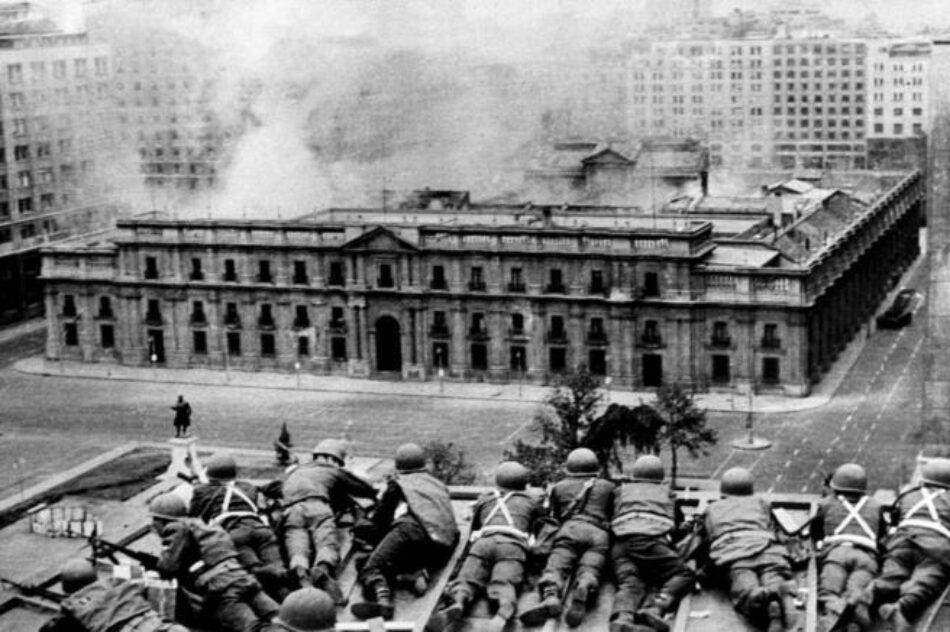 11 septiembre, Chile, o el día en que la derecha inquisidora resuelve que Allende debía arder vivo en La Moneda