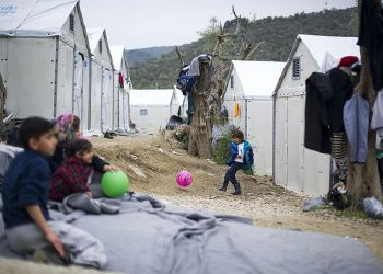 IU denuncia la muerte de un niño afgano en un campamento en Lesbos