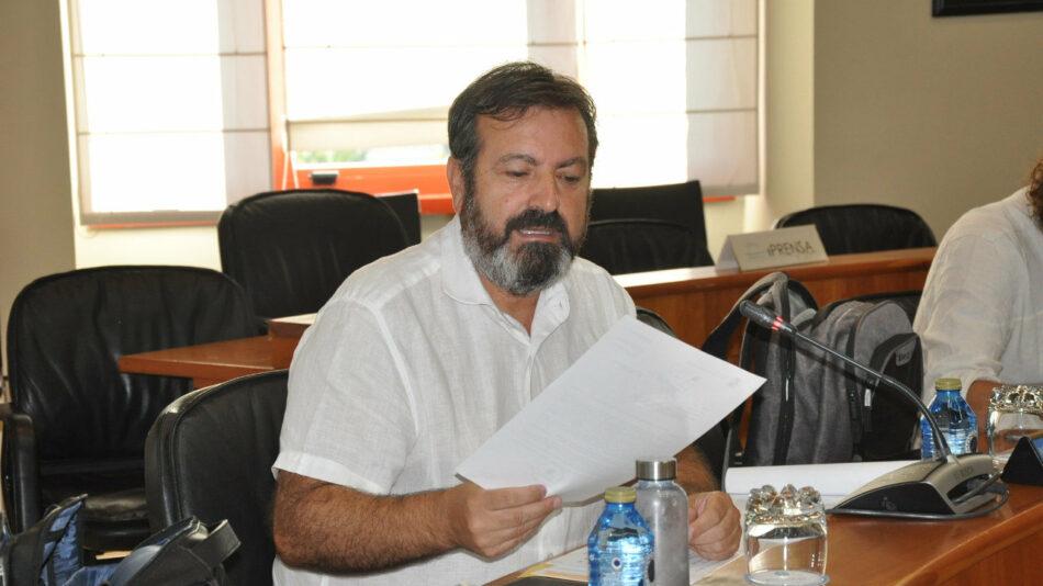 """Luís Bará critica a """"conivencia"""" entre o PP e o PSOE para non investigar os bens inmatriculados pola igrexa"""