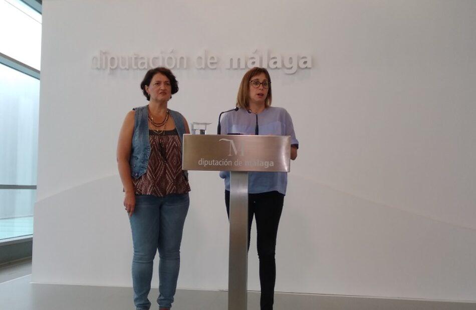 Adelante Málaga pide declarar el estado de emergencia climática en la provincia