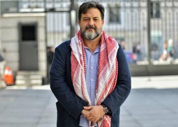 Manu Pineda, elegido presidente de la Delegación del Parlamento Europeo para las Relaciones con Palestina