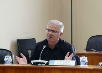 O Grupo Común da Esquerda acusa a Feijóo de utilizar o Parlamento en beneficio do PP pola data elixida para o Debate do Estado da Nación